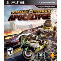 Motorstorm Apocalypse Ps3 Game Original Lacrado Frete Grátis
