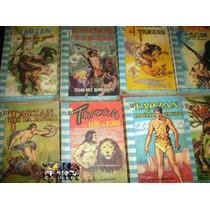 Tarzan O Destemidos-coleção Terraaremar Nº35 -raridade-livro