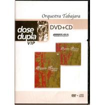Dvd + Cd Orquestra Tabajara - Dose Dupla - Usado***