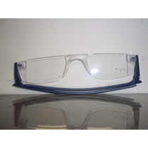 Óculos Leitura Dobrável Twist & Read Azul +1,50 Frete Gratis