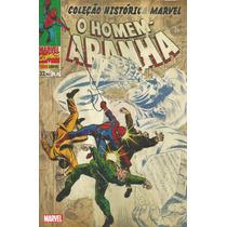 Colecao Historica Marvel Homem-aranha 07 - Bonellihq Cx 94