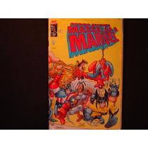 Cx Ai 05- Dc Marvel Comics Massacra A Marvel Sergio Aragones
