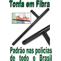 Tonfa Em Fibra **padrão Nas Policias De Todo Brasil**