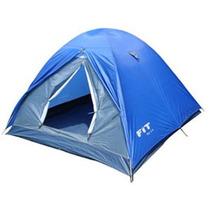Barraca De Camping Iglu Fit Nautika Fox - 3/4 Lugares