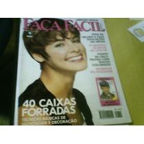 Revista Faça Fácil Nº111 Caixas Forradas