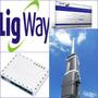 Kit Provedor Wireless Profis.mikrotik - 2.4 Ghz - 1600 Mw