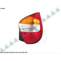 Lanterna Traseira Palio G2 01/04 Carcaça Preta