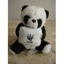 Bicho De Pelúcia - Floresta 20cm- Urso Panda