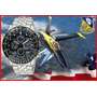 Citizen Jn0040 Navyhawk Blue Angels - Jn0040-58l