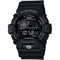 Relógio Casio G-shock Gr 8900 Touch Solar Black 200 Metros