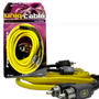 Cabo Rca 5 Metros Uniq Cable Power Series (dupla Blindagem)