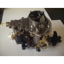 Carburador Opala Solex H34 Seie Alcool 4c E 6 Cc.