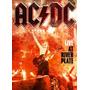 Ac/dc Live At River Plate - Dvd Novo Lacrado