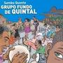 Cd Fundo De Quintal Samba Quente