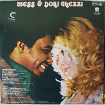 Wess And Dori Ghezzi Lp Amore Bellissimo