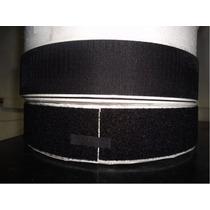 Velcro Adesivo 1m X 5 Cm Preto