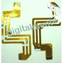 Flexivel, Flat, Flex, Flet, P/ Lcd Filmadora Sony Hdr-sr1e