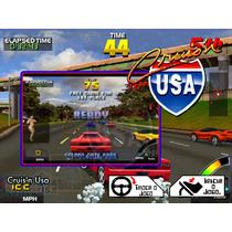 Multijogos Multicarros 9 In 1 Arcade (simulador De Corrida)