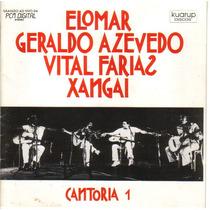 Cd Elomar, Geraldo Azevedo, Vital, Xangai - Cantoria 01 Novo