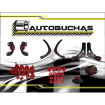Ford Focus - Kit Buchas Barra Estab/bieleta Em Pu