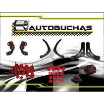 Ford Focus - Kit De Buchas Completo Em Pu
