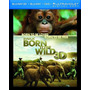 Imax: Born To Be Wild - 3d [u.s] Blu-ray 3d Novo Lacrado