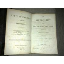 Nuevo Testamento Espanhol Ingles 1854
