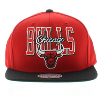 Boné Mitchell & Ness Chicago Bulls Original 178