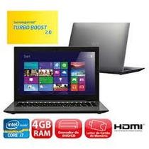 Notebook Cce Win Ultra Thin T745 Intel Core I7 4gb/500gb