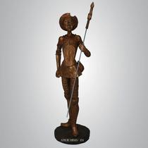 Dom Quixote - Estátua / Estatueta / Escultura