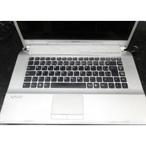 Notebook Sony Vaio Pcg-3d3p ( Vgn-fw270ae) Partes Ou Peças