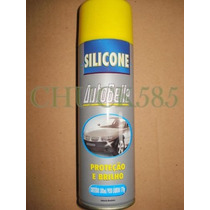 Silicone Spray - Lubrificante - Antioxidante - Protetor