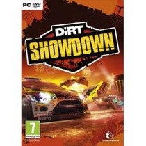 Jogo Dvd Lacrado Original Dirt Showdown Para Pc Computador