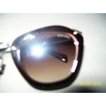 Óculos Miu Miu Alta Moda Elegante Desgner Moderno Mulher