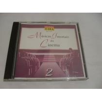 Cd - Musicas Imortais Do Cinema - Maravilhosos Vol.2
