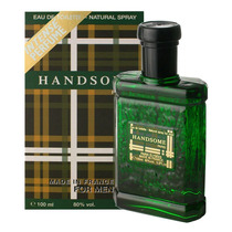 Perfume Handsome 100ml Paris Elysees - Similar Polo Verde