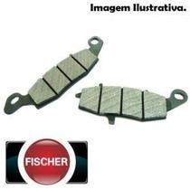 Pastilha Honda 1000 Cbr (93-ed) Tras - Fischer 12154