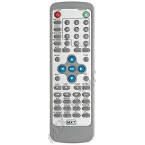 Controle Remoto Para Dvd Player Cce 500x / 510usx / 750x