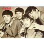 Placa Decorativa(15024)beatles Propaganda Coca Cola