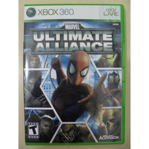 Marvel Ultimate Alliance Original Sedex A Partir De R$ 9,99