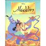 Livros Coleção Disney (3) - Aladin, Pequena Sereia, Rei Leão