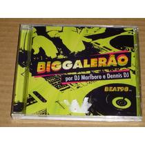 Big Galerao Dj Marlboro Dennis Dj Cd Novo E Lacrado Original