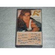 Fita K7 Trilha Sonora Novela Salvador Patria Internac 1989