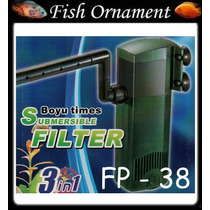 Filtro Interno Boyu Fp 38e 110v Fish Ornament