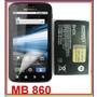 Bateria Original Motorola Bh6x Atrix Mb809 Mb810 Mb860 Mb870
