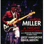 Marcus Miller Night In Monte Carlo Cd Importado