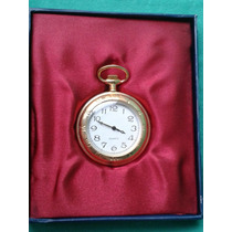 Relógio De Bolso Pocket Watch Collection 4 Cms