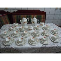 Cj. 61 Pç Chá / Café Alemão-antigo - Kirchenlamitz 1921-1935