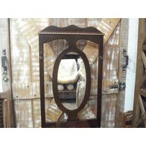 Chapeleira Espelho Oval