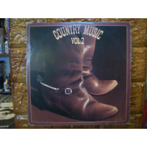 Vinil Lp Country Music Vol 2 - 1979
